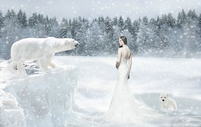 رومانسية photo_manipulation_Arctic_Queen.jpg