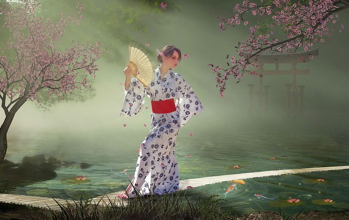 رومانسية photo_manipulation_Geisha_Dream.jpg