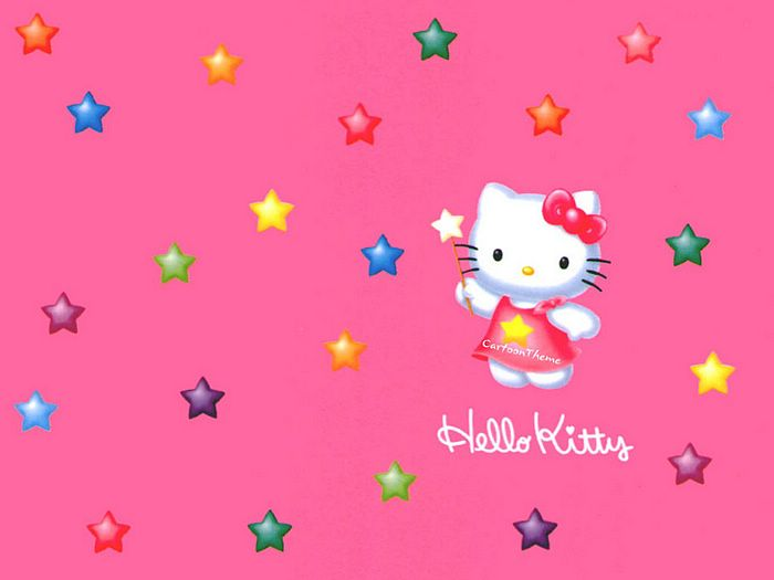 Hello Kitty Desktop. ??????- HELLO KITTY