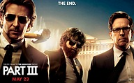 《The Hangover Part III 宿醉3 》电影壁纸