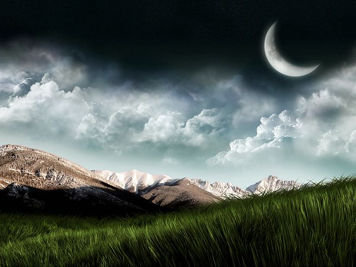 华丽合成风景壁纸 - 电脑合成风景 - Digital Landscape  - Photo manipulation Scenery wallpapers6