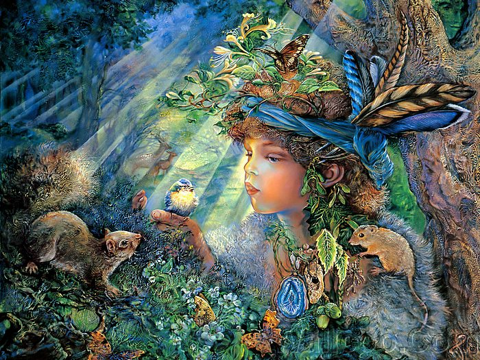 http://www.wallcoo.com/paint/The_Fantasy_World_of_Josephine_Wall/images/mystical_fantasy_paintings_kb_Wall_Josephine-Nature_Boy.jpg
